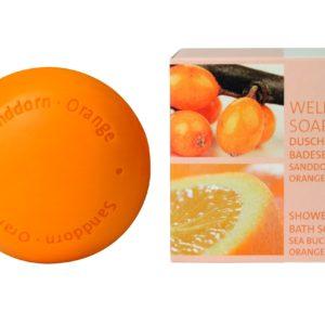 Wellness Speick mydło Rokitnik i Pomarańcza 200 g