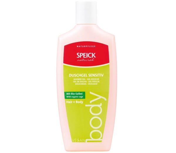 Żel do mycia ciała i włosów cytrusowy Natural Sensitive Speick 250 ml