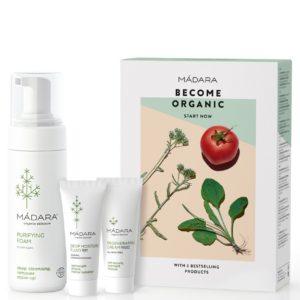 Zestaw Startowy - Become Organic MÁDARA