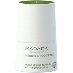 Ziołowy dezodorant MÁDARA 50 ml