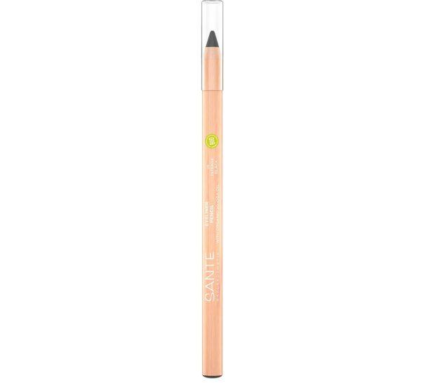Sante Eyeliner Pencil 01 Intense Black 4 g