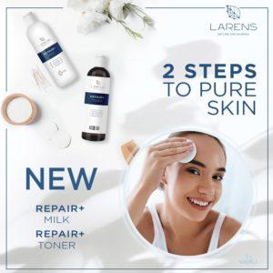 Larens Repair+ Milk 200 ml  