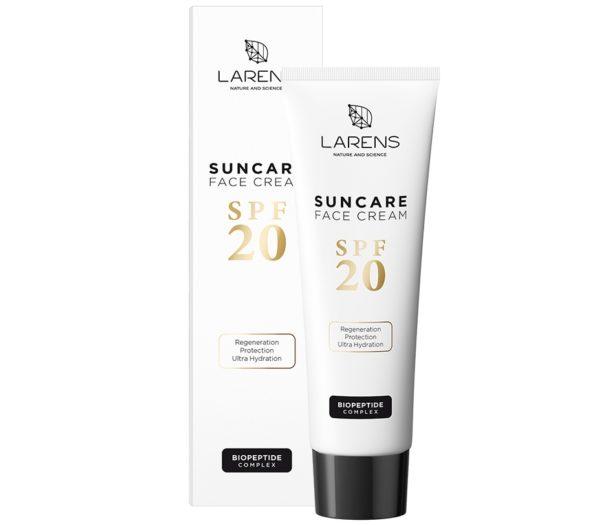 Larens Suncare Face Cream SPF 20 50 ml