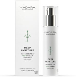 Deep Moisture Madara regenerujący krem na noc 50 ml