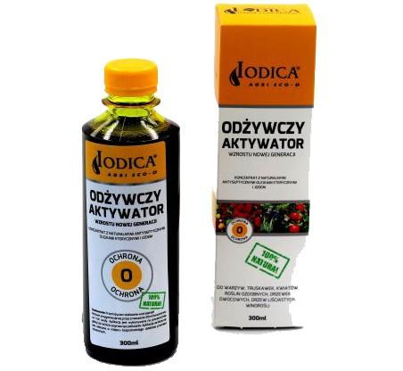 Iodica agri eco-o aktywator wzrostu dla roślin 300 ml