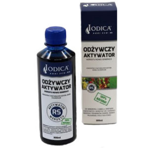 Iodica agri eco-rs aktywator wzrostu dla roślin 300 ml