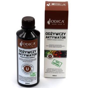Iodica agri eco-u aktywator wzrostu dla roślin 300 ml