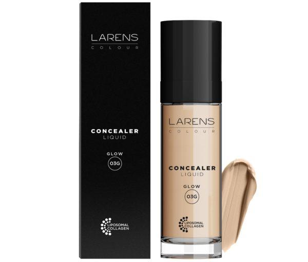 Larens Liquid Concealer Glow 03G Dark Colour 20 ml