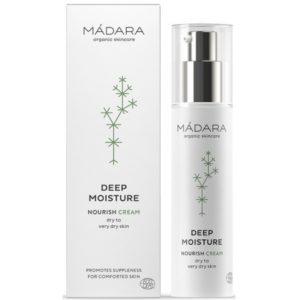 Madara Deep Moisture Nourish Cream odżywczy krem do skóry suchej