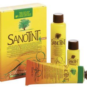 Sanotint naturalny średni blond