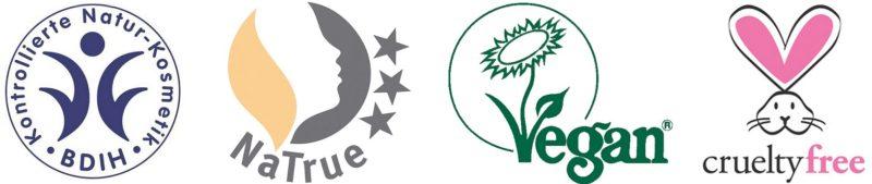 Sante Naturkosmetik Family szampon nawilżający bio-mango i bio-aloes certyfikaty