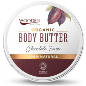 Wooden Spoon Organic Body Butter Chocolate Fever 100 ml