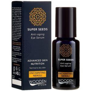 Wooden Spoon Superseeds Neroli serum pod oczy 15 ml