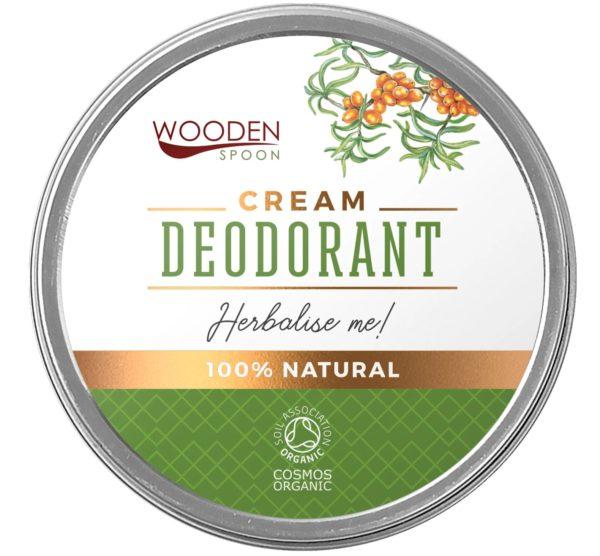 Wooden Spoon Herbalise me dezodorant w kremie 60 ml
