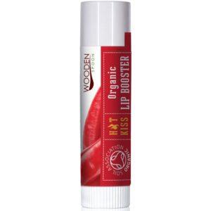 Wooden Spoon Hot Kiss organiczny balsam do ust 4,3 ml