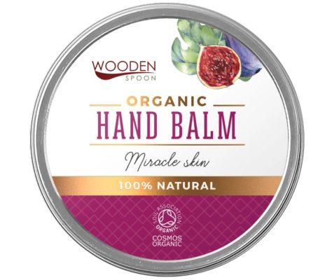 Wooden Spoon Balsam do rąk Miracle Skin 60 ml