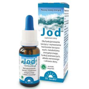 Jod Dr Jacobs 20 ml